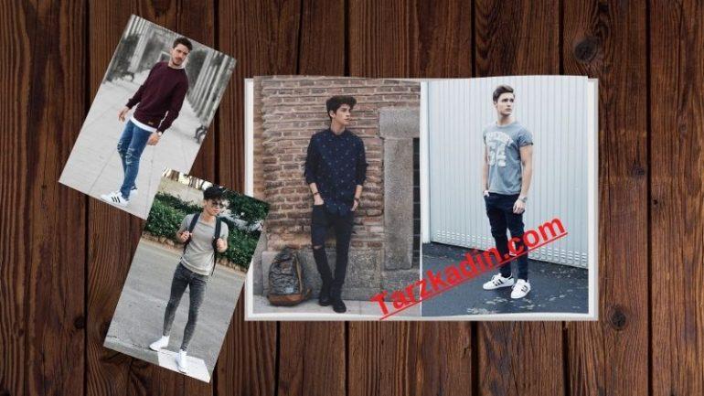 Genç Erkek Giyim Tarzları