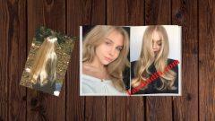 Platin Sarı Saç Rengi Ve Tonları