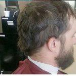 Seyrek saç modelleri erkek
