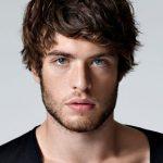 Yüz tipine göre saç modelleri erkek