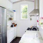 Küçük Ev Dekorasyonu Fikirleri küçük mutfak dekoru