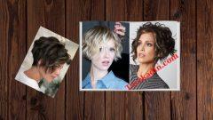 Modern Kısa Saç Modelleri Kataloğu