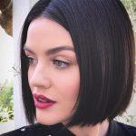 Kabarık Kalın Telli Ve Gür Saçlar İçin Kısa Kesim Modelleri