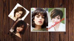 Kalın Telli Ve Gür Saçlar İçin Kesim Modelleri