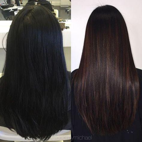 Siyah saça hangi renk gider