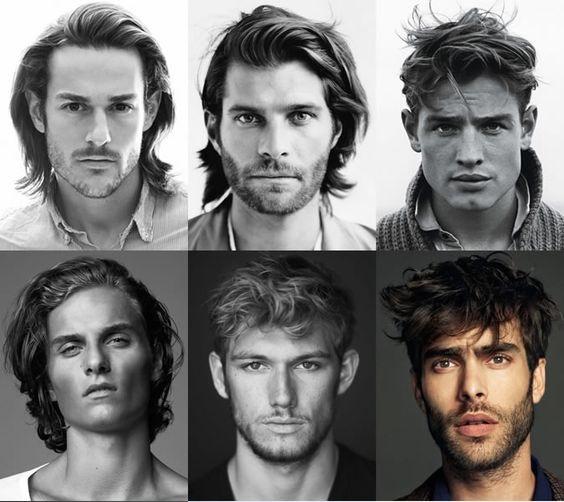 Uzun yüz şekline göre saç modelleri erkek 2021-2022