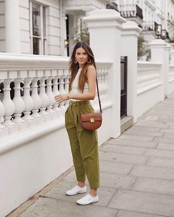 Vücut Tipine Göre Pantolon modelleri