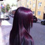 siyaha hangi renk saç yakışır