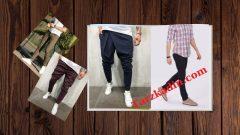 Dar Paça Pantolon Altına Nasıl Ayakkabı Giyilir Erkek