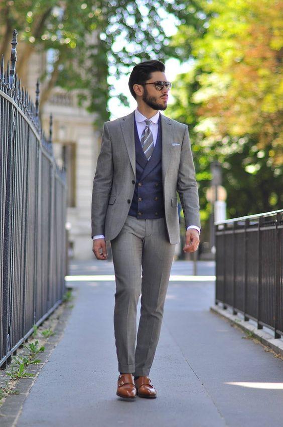 Düğün için erkek giyim