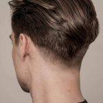 Düz saçlar için saç modelleri erkek