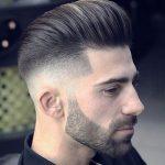 Erkek düz saç kesim modelleri
