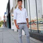 Erkek tarz giyim yazlık