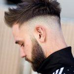 Fresh saç-Erkek değişik saç modelleri düz