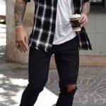 Gömlek tişört kombinleri