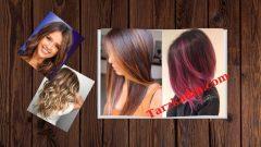Kahverengi Saça Hangi Renk Balyaj Gider?