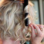 Kısa saçı dalgalı yapmak