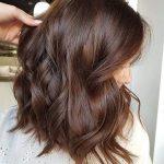 Koyu kumral saç renkleri