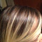 Ombreli saça dip boyası