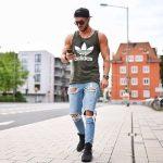 Spor giyim erkek yazlık