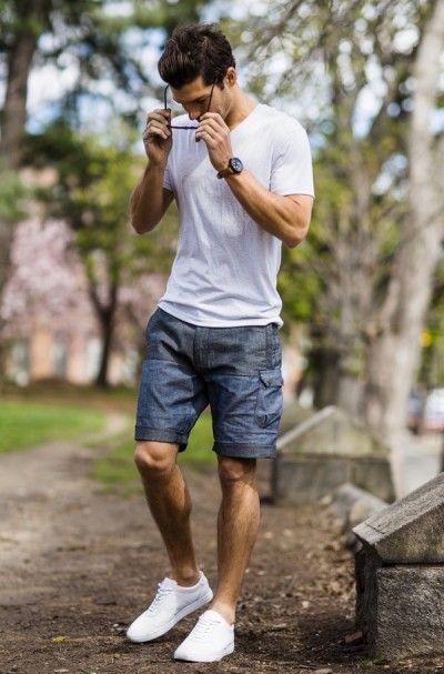 Spor Erkek Giyim Tarzları