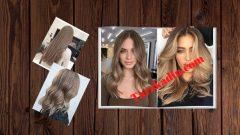 Açık Kumral Saç Rengi Kataloğu