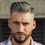 Kare surat saç modelleri erkek