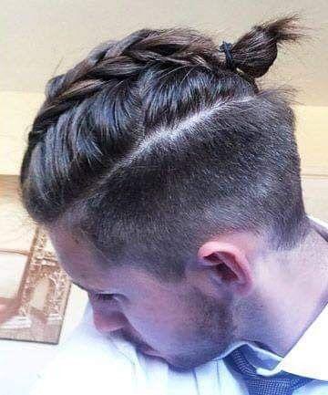 Erkek örgü saç modelleri