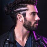 Erkek uzun saç örgü modelleri