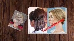 Kısa Saç Düğün Modelleri Nelerdir