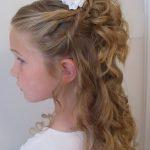 Uzun saç modelleri düğün