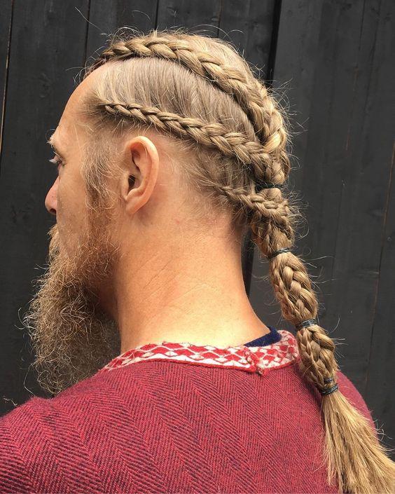 viking saç modeli viking saç örgüsü