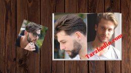 Dikdörtgen Yüz Saç Modelleri Erkek Stilleri