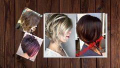 En güzel Kısa Saç Balyaj Modelleri Ve Fiyatları