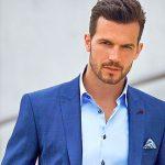 Mavi takım Elbise İçine hangi Renk Gömlek olur