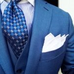 Mavi takım içine hangi renk kravat olur