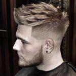 Erkek beyaz saç boyama