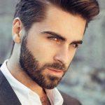 Erkek saç önü boyama
