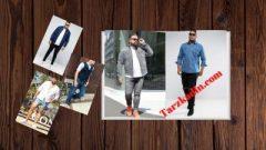 Kilolu Erkek Giyim Kombinleri