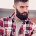 Kilolu erkek kısa saç modeller
