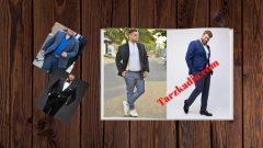 Kilolu Erkekler Nasıl Takım Elbise Giymelidir?