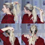 Okul için havalı saç modelleri ve yapılışları