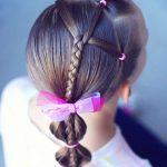 Okul için saç modelleri ortaokul