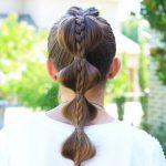 Ortaokul için saç modelleri