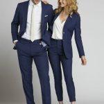 Sevgili takım elbise kombinleri