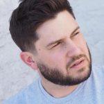 Şişman yüze saç modelleri erkek