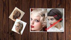 Vintage Saç Modelleri Ve Saç Kesimleri