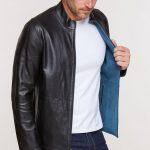 deri ceket içine ne giyilir erkek