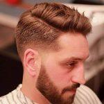 kilolu erkekler için saç modelleri