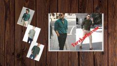 Yeşil Gömlek Altına Ne Renk Pantolon Giyilir Erkek